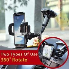 2015 car accessory car suction mount car phone holder