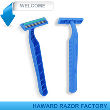 D211L Shaving & Hair Removal twin blade disposable razor