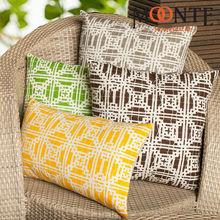 Decorative Fashion Design Flame Retardant Outdoor Chair Cushions