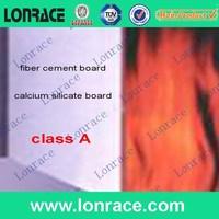 Thermal insulation fiber cement board