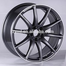 ZY911/ZY912 replica alloy wheel for Benz S AMG 19inch car rim