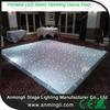 AL-8450 NewWireless Portable Interactive LED Starlit Wedding Dance Floor