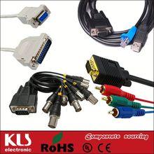 hacer un cable vga a rca casero UL CE ROHS 08