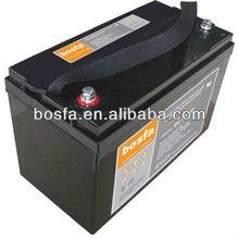 DC12-100M agm 12volt 100ah battery for ups inverter battery 12v 100ah deep cycle telecommunication battery 12v 100ah