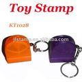 Brinquedo cartoon-chave buckle selo para as crianças