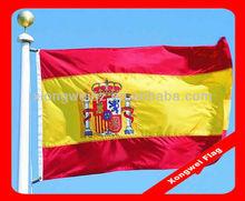 spain ESPANA hand flag car flag car mirror sock/cover