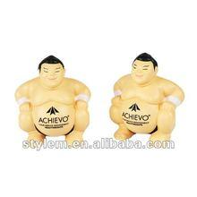 PU stress sumo foam toy