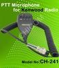 Kenwod Vehicle Radio Microphone TM-241 Black