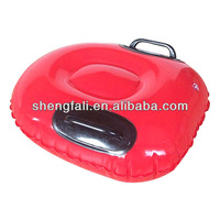 Inflatable skateboard