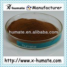 100% soluble fulvic acid yellow powder-natural organic foliar fertilizer, seed fertilizer
