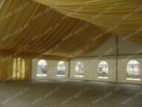 High quality exhibition party tent, aluminum wedding tent, canopy, gazebo