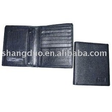 Customizable High Quality Genuine Leather Wallet for Men