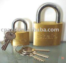 Pad Lock & Brass PadLock
