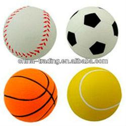 Factory Direct Sale Eco Friendly Soft PU Stress Ball