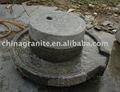 molino de granito de piedra antigua