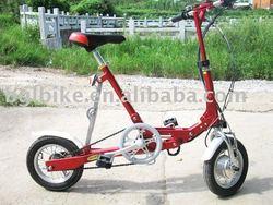 12inch folding electric bike with CE (U-BIKE4.0)
