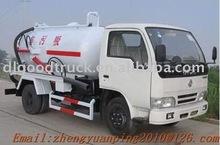 Dongfeng Jinba Van sewage truck