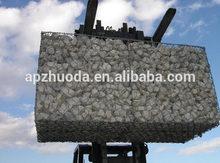Anping Yida hexagonal gabion wire mesh /gabion box/manufacture/ISO9001