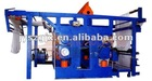 Textile Fabric 4 rollers calender machine