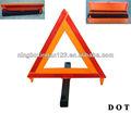 lanterna led aviso de carro triângulo símbolo