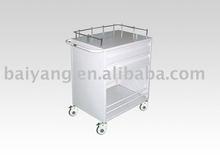 medical medicine delivery trolley/ medicine cart
