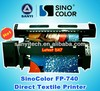 SinoColor FP-740 With Epson DX7 head Sublimation Fabric Printer, Flag Printer
