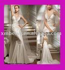 beaded wedding dress gown