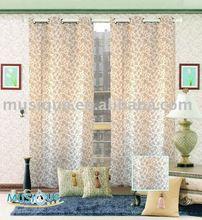 T/C jacquard curtain