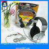Plastic clamshell packaging for headset