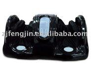 Portable foot massage machine