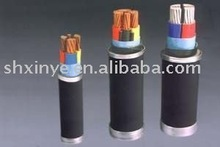 Aluminum core PVC insulated PVC sheathed power cable(VLV)