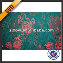 Yarn Dyed Jacquard Woven 100% Polyester Microfiber Fabric