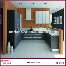 Reliable quality at competitive price&Large options to color and textures,bake painting kitchen cabinet