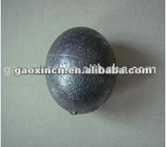 High chrome qualified cast grinding balls