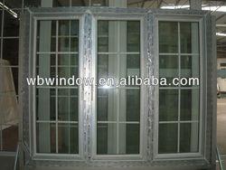 Famous modern pvc windows (high quality),new design
