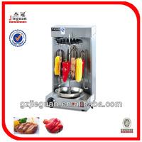 Stainless Steel Electric Mini Kebab Grill Machine(EB-25)