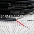 Ul2547 semi- rígido de pvc escudo cable aislado