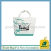 Practical Recycle Canvas Promotional Shopping Bag Supplier