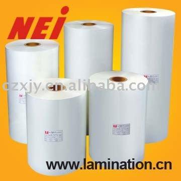 Thermal lamination film gloss & matt