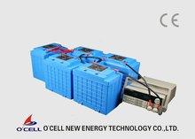 60V LiFePO4 EV Battery pack 100Ah