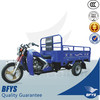 motorized adult tricycle with stable cargobox and strong loading capacity