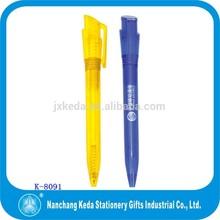 Big pen/Plastic ball pen for promotional retractable