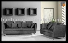 Baotian Furniture 2015 Hot Selling New Design Fabric Sofa Set