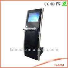 Touch screen kiosk /Keyboard kiosk/ Touch kioskLX9004