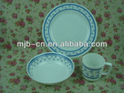 melamine dishware/plastic dinnerware