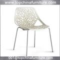 topchina de venta caliente de jardín blanco sillasdeplástico