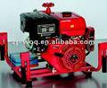 Bj-10g yüksek yük taşınabilir elektrikli treyler minivan yangın pompası hidrolik