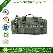 Military Outdoor 800D Nylon Super Magic Three-way use Waist Bags