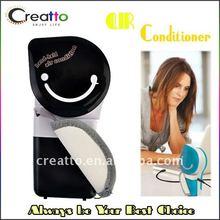 Hand-held mini cooler air conditioner