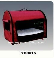 fashion fiberglass carrying soft dog cages bag carrier